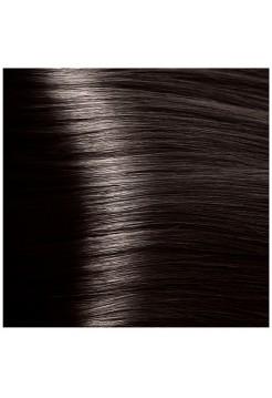 """HY 3.0 Темно-коричневый Крем-краска для волос с  Гиалуроновой кислотой серии """"Hyaluronic acid"""", 100 мл"""