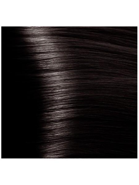 """HY 4.84 Коричневый брауни Крем-краска для волос с Гиалуроновой кислотой серии """"Hyaluronic acid"""", 100мл"""