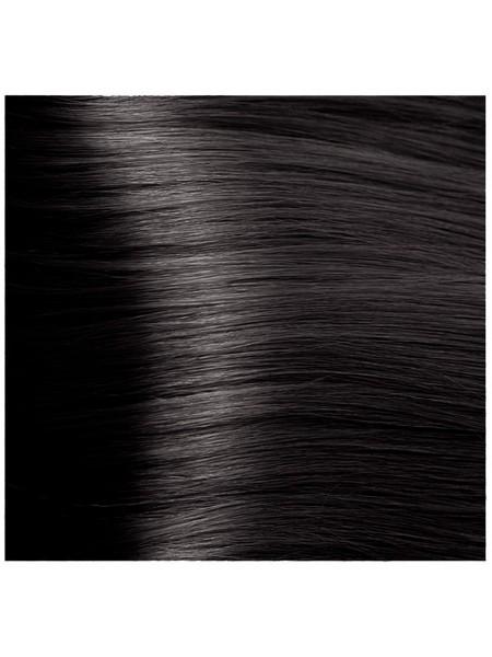 """HY 5.18 Светлый коричневый лакричный Крем-краска для волос с Гиалуроновой кислотой серии """"Hyaluronic acid"""", 100мл"""