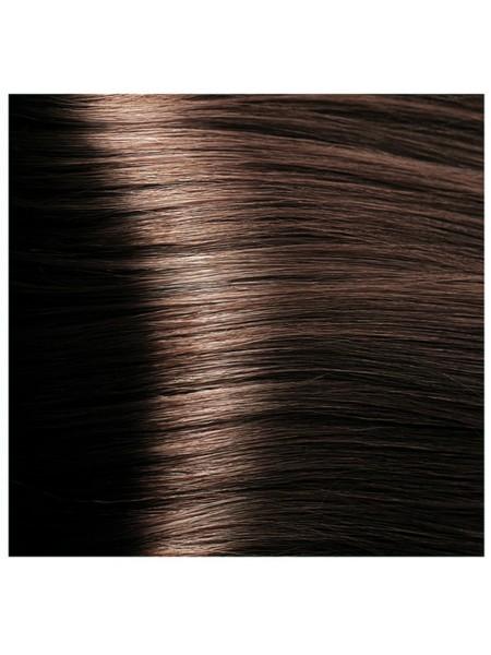 """HY 5.23 Светлый коричневый перламутровый Крем-краска для волос с Гиалуроновой кислотой серии """"Hyaluronic acid"""", 100мл"""