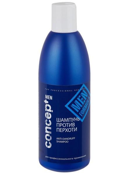 Шампунь против перхоти (Anti-dandruff shampoo), 300 мл, Concept