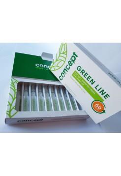 """Бустер с кератиновым экстрактом """"Green Line"""" CONCEPT 1 амп."""
