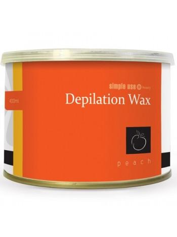 Воск для депиляции «Персик» Depilation Wax Peach 400гр.