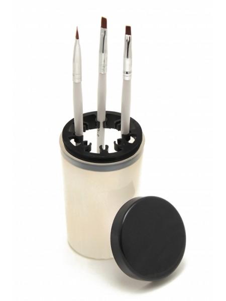 Пластиковый стакан для инструментов и кистей