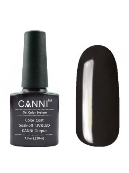 Гель-лак Canni № 022 (темно-фиолетовый)