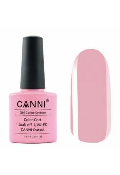 Гель-лак Canni № 245 Smoke Pink