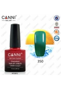 Гель-лак Canni № 350