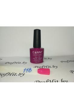 Гель-лак Canni № 118