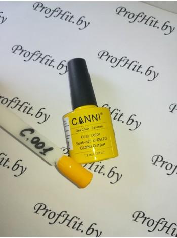 Гель-лак Canni купить недорого 001