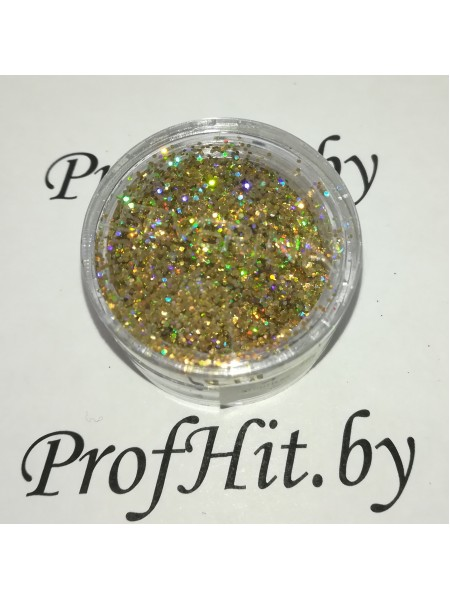 Блёстки №04 3D-Glitter