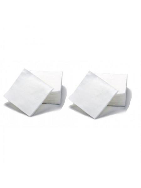 Безворсовые салфетки 100 шт 5*5